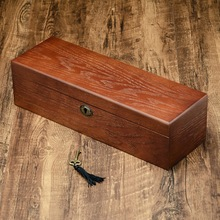 Watch-Box Jewelry Organizer Wooden Luxury for Top Grids New