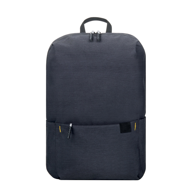Женский рюкзак для путешествий, рюкзак через плечо, сумка для милой девушки, водонепроницаемые, мульти-карманные сумки, повседневная Студенческая спортивная сумка, рюкзак для ноутбука - Цвет: PCKG black