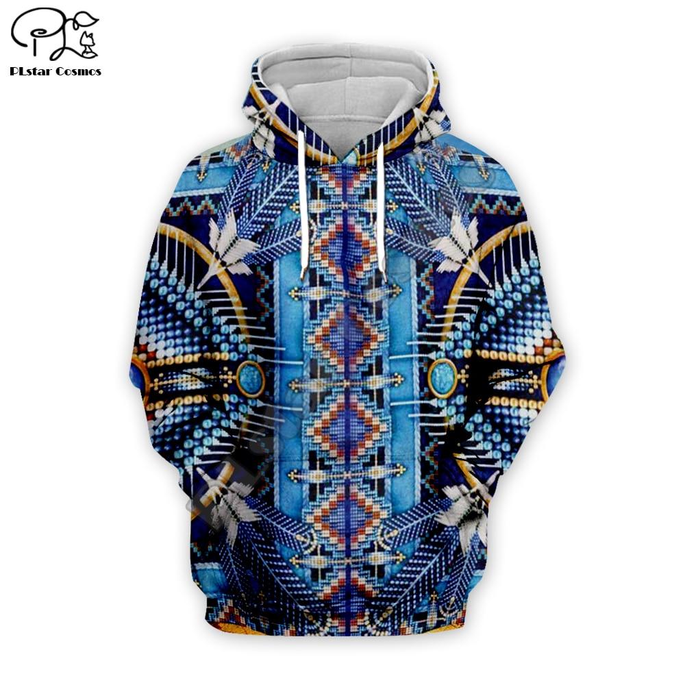 Men Women Indian Native Print 3d Hoodies Harajuku Sweatshirts Zipper Coat Unisex Streetwear Jacket Casual Tracksuit Pullover 001