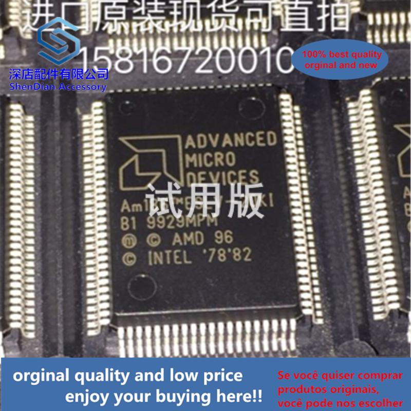 1pcs 100% Quality Orginal New Best Qualtiy AM186ESLV-20KI AM186tmESLV-20KI AMD QFP100
