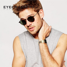 New 2020 Vision Fashion TR+Stainless Steel Lightweight Driving Yellow Glasses Men Women Vintage Retr
