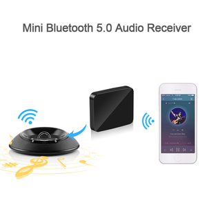 Image 5 - Bluetooth 5.0 Receiver A2DP Music Receiver Mini 30Pin Wireless Stereo Audio Adapter For Sounddock II 2 IX 10 Portable Speaker