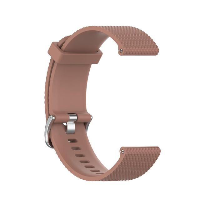 Wristband For Polar Ignite Belt Fashion Texture Silicone Strap Band Wristband Waterproof Sweat-Proof Smart Watch Replacement 5