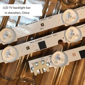 Image 4 - 14 шт., светодиодные панели для телевизора Samsung UE40F6200AK UE40F6320AK UE40F6330AK UE40F6350AW, подсветка ленты L R, комплект 13 светодиодных ламп с линзами