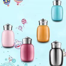 Hot 200ML 280ML Thermos Stainless Steel Vacuum Insulation Thermofeeding Bottle C