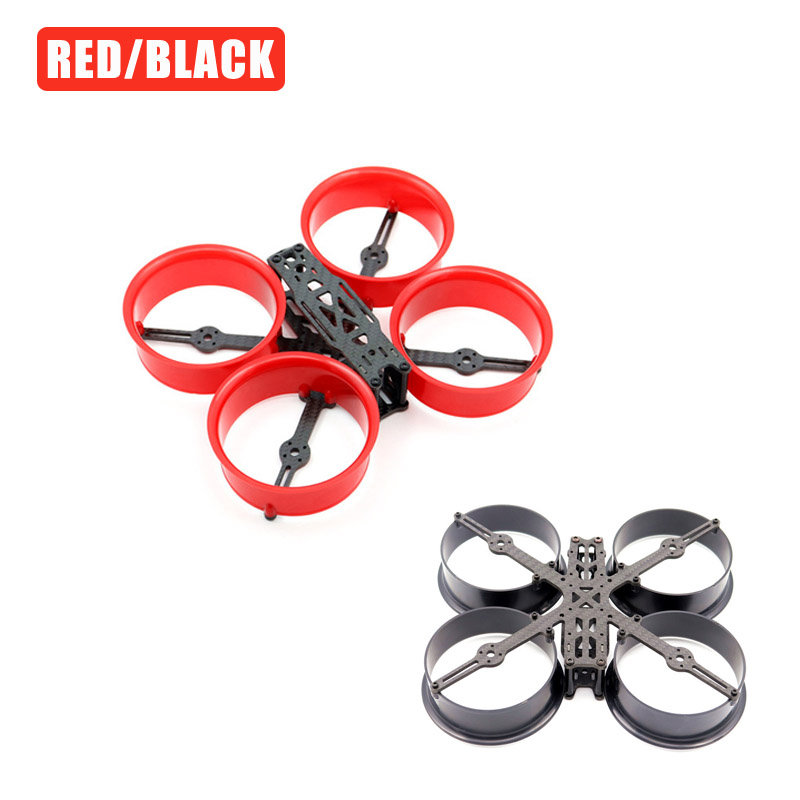 High Quality Reptile CLOUD-149 149mm 3Inch ABS Carbon Fiber Frame Kit For RC Racing Drone FPV Model Spare Part