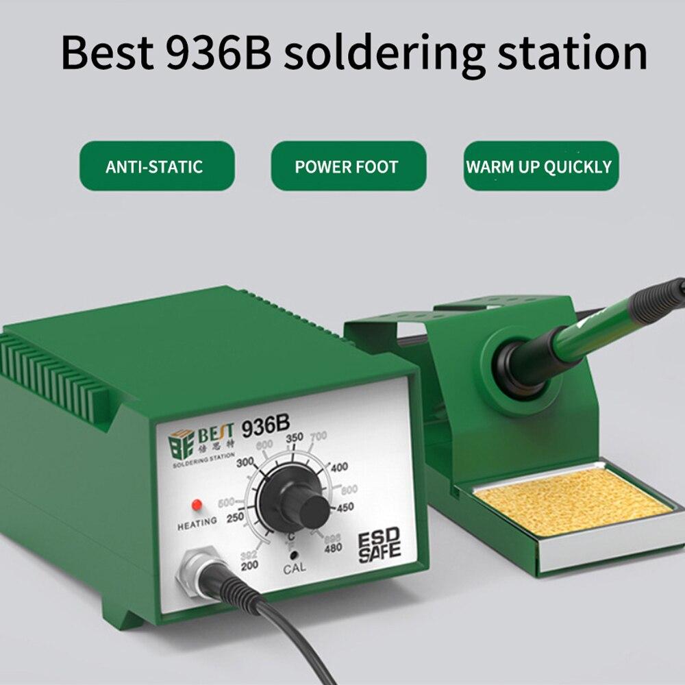 Купить электрическая паяльная станция постоянного температура мобильный