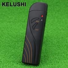 KELUSHI Fiber optik kablo test cihazı Mini kırmızı ışık kaynağı 5mW/15mW/20mW/30mW görsel hata bulucu kablo hata bulucu VFL LED