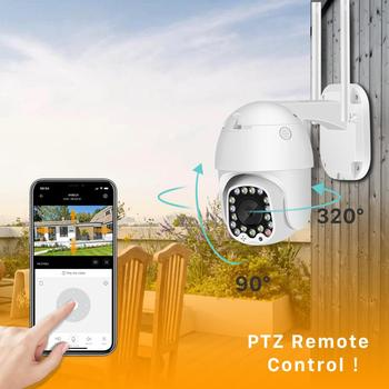 Lues House BESDER 1080P PTZ Two-Way Audio WiFi Camera