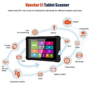 Image 3 - VPECKER Easydiag WiFi Professional OBD2 Automotive Scanner Tablet ABS SRS Reset Oil DPF Car Diagnostic Tool OBD2 WIFI Scanner
