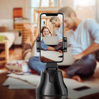 Smartphone Gimbal 360° Face Photo Follow Up Phone For Vlog Live Video Record Accessories Аксессуары Dropshipping 2020 #20