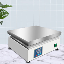 Laboratory Stainless steel constant temperature Heating Platform Adjustable Hot Plate Thermostat Lab Heating Plate Preheating twcl b 140x140mm temperature adjustable magnetic stirring laboratory hot plate