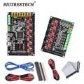 หน้าจอ: BIGTREETECH GTR V1.0 ควบคุม 32Bit เมนบอร์ด M5 บอร์ดขยาย TMC2209 TMC2208 11 Motor Driver สำหรับ 3D เครื่องพิมพ์