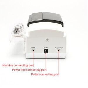 Image 5 - Новое поступление светильник и Удобная тату машина для бровей губ Eyeline цифровой Перманентный макияж машина ручка комплект