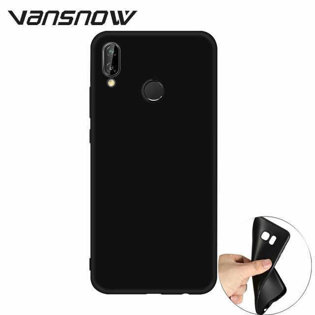 Vansnow luxo tpu caso de telefone para huawei companheiro 20x p20 pro 10 lite para honra 8x max 8c 6c pro 10 9 capa traseira