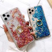 Glitter Sequin Liquid Quicksand Case for iPhone