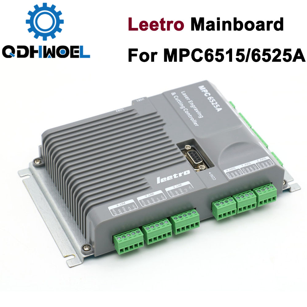 LaserCut5.3 MPC6525A Mainboard Laser Controller For Co2  Laser Engraving And Cutting Control System