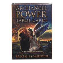 Tarot-Cards Deck-Games Archangel Oracle Power-Card-Board for 78pcs
