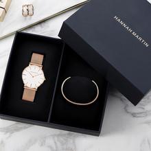 Japan Movement Women Watch Set With Box Bracelet Luxury Brand Fashion Gift Ladies Wrist Watch For Quartz Watch relogio feminino стоимость