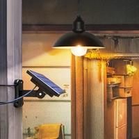정원 태양 빛 레트로 전구 샹들리에 태양 전원 된 펜 던 트 조명 9.8FT 코드 램프 태양 전지 매달려 조명|태양광 램프|등 & 조명 -