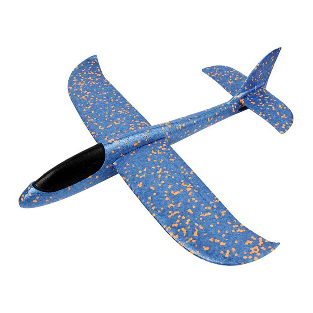 Hand Throw Flying Glider Planes Aircraft Modeling Toy Children's Hand Throwing Aircraft Parent-Child Toys