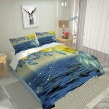 Moda skandynawskie pościel z nadrukiem tekstylia domowe łóżko pojedyncze podwójne pościel kołdry na łóżko poszewka na poduszkę prześcieradło chłopiec dziewczyna łóżko-zestaw tanie tanio Brak Zestawy poszew na kołdry CN (pochodzenie) Poliester Bawełna 1 0 m (3 3 stóp) 1 2 m (4 stóp) 1 35 m (4 5 stóp)
