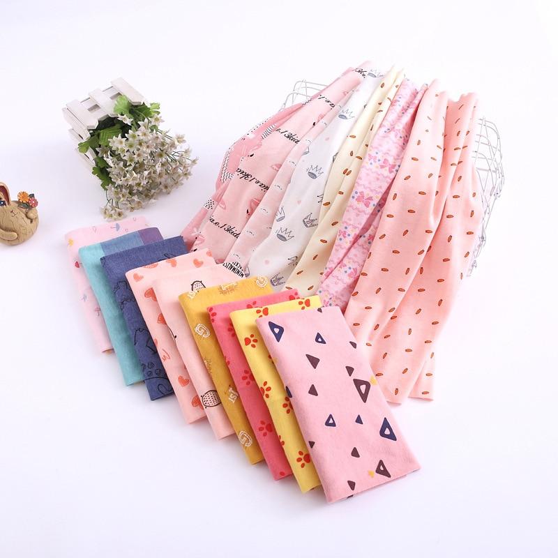 Весенне-осенне-зимний детский хлопковый шарф для От 0 до 10 лет, Детские шарфы с героями мультфильмов, модный теплый воротник