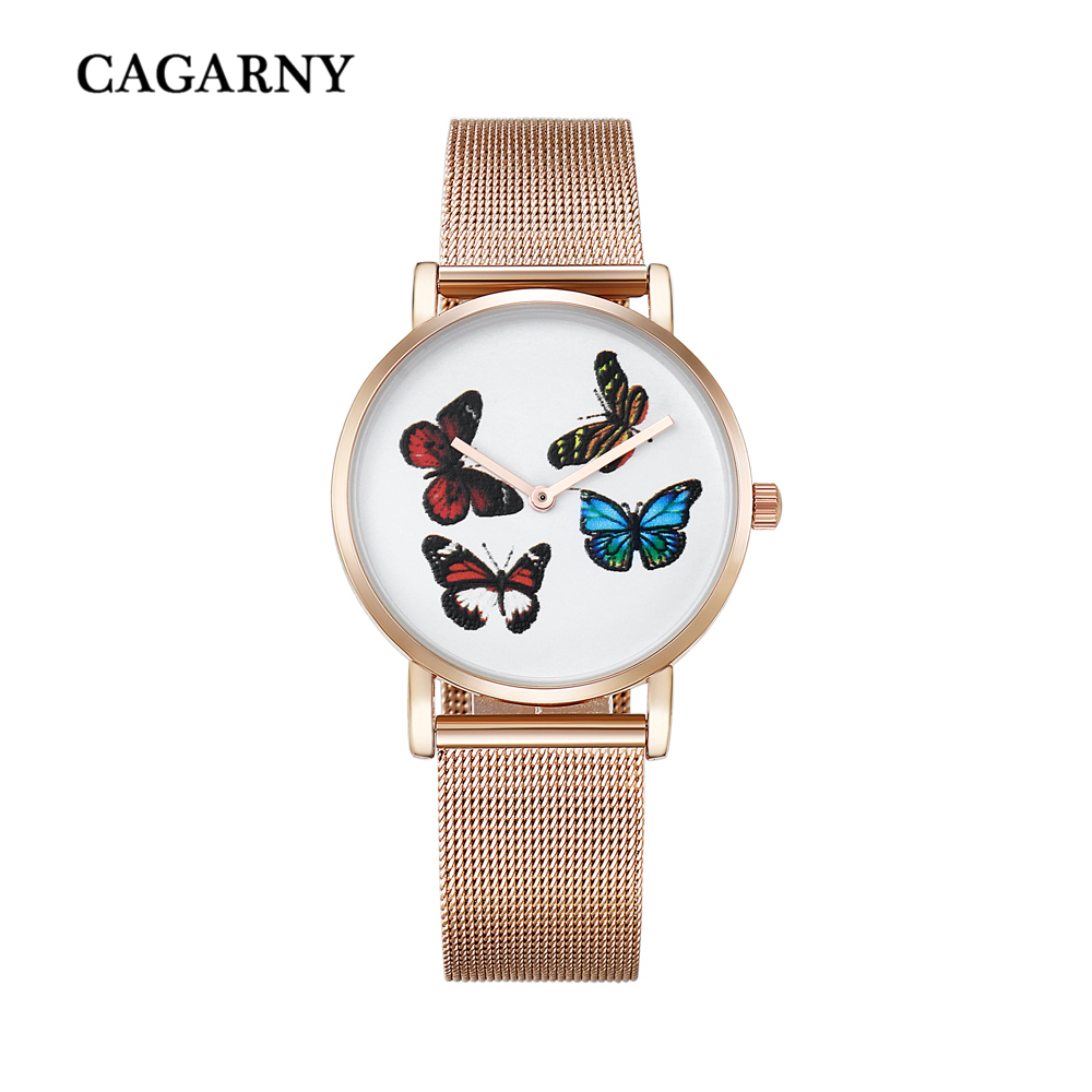 drop shipping rose gold ultra thin case watches womens wristwatches quartz watch for men imitate marble pattern dial rose gold stainless steel elogio feminino montre femme free ship (62)