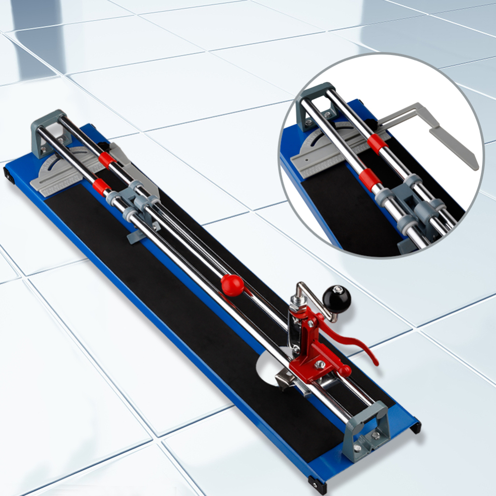 Tile Cutter Glass Cutter Ceramic Cutting Kit Tool Manual Ceramic Cutting 400/500/600mm Plastic Tile Cutter