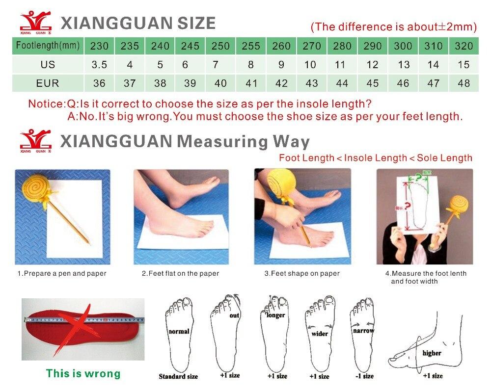 xiangguan size A