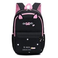 New Children School Bags Orthopedic School Backpack Kids Bookbags Lightweight Primary Backpack for Grades 3-6 Mochila Infantil