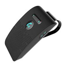 Kit de Manos Libres con Bluetooth 5,0 para Coche, altavoz inalámbrico con visera, multipunto, Manos Libres, alta calidad