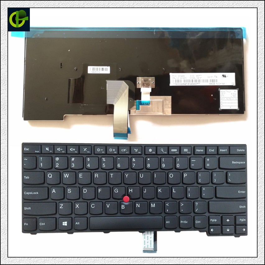 NEW For Lenovo Thinkpad E145 E220 E220s s220 Keyboard Latin Spanish Teclado