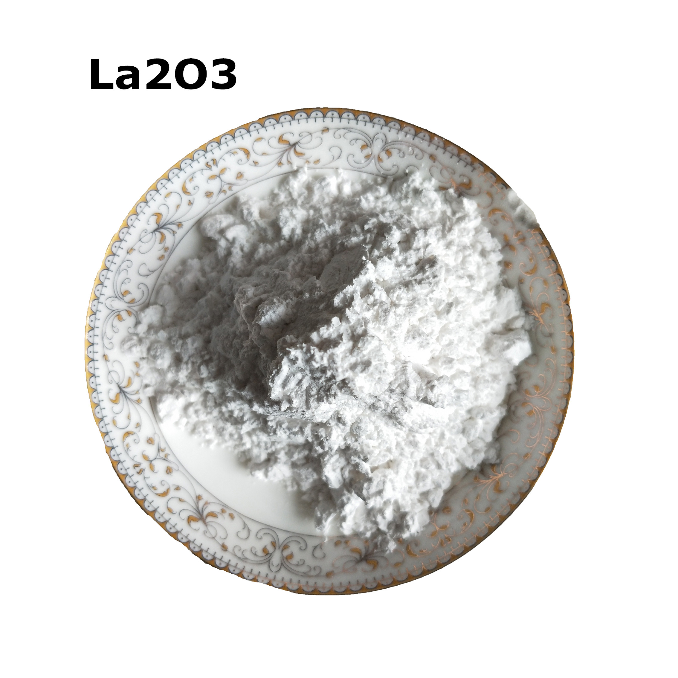 La2O3 High Purity Powder 99.9% Lanthanum Oxide For R&D Ultrafine Nano Powders About 1 Micro Meter