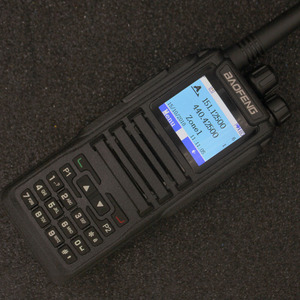 Image 1 - Dual Band Two Way Radio Baofeng Digitale DMR Ham Amateur Radio Station Transceiver DM 1701 Walkie Talkie Ebene 2 Dual Zeit slot