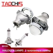 Taochis 3.0 Inch Đầu Retrofit Hella 3R G5 Bi Xenon Máy Chiếu Ống Kính Sử Dụng H7 Halogen Máy Chiếu Xenon Đèn LED