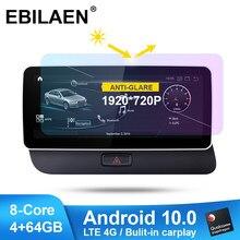 Android 10,0 Auto-Multimedia-Player für Audi Q5 2009-2017 2Din AutoRadio Navigation IPS 10.25