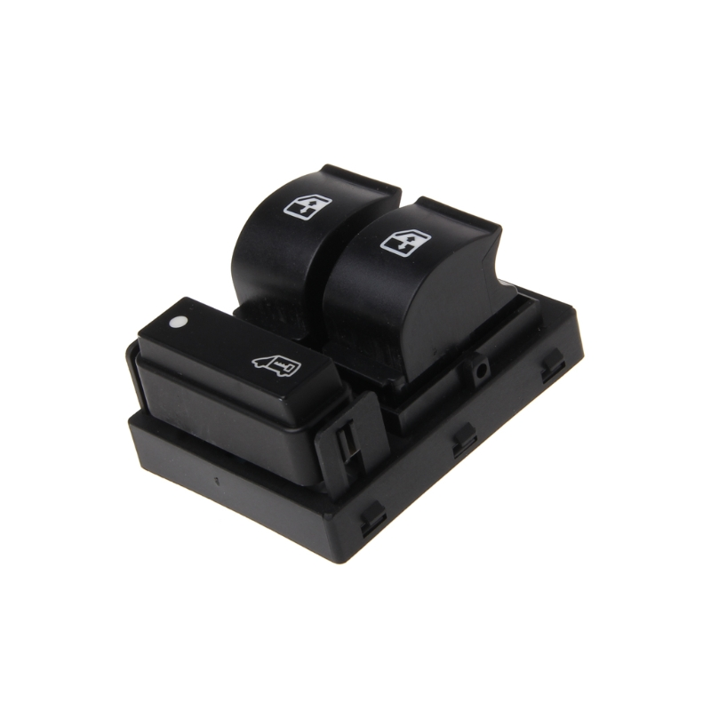 3 Buttons Power Master Window Switch Console Boxer For Fiat Ducato Doblo Peugeot Citroen Relay