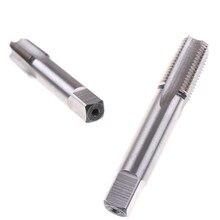 1/8-27 robinet à filetage conique HSS NPT tarauds à filetage en acier à grande vitesse longue durée de vie Durable en utilisation