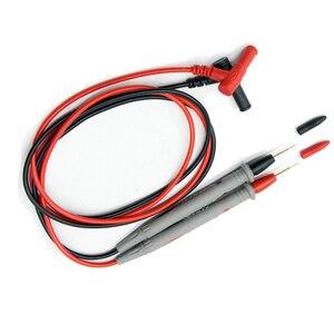 Image 5 - 1000V/20A çok metre Test probu probları ince ucu iğne multimetre dijital multimetre ölçü aleti voltmetre tarafından PROSTORMER