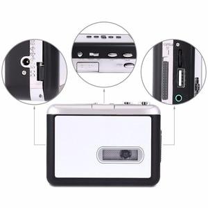 Image 3 - Grabadora de cassette de cinta nueva, convertir cassette de cinta a mp3 en disco Flash USB, no se requiere pc, reproducción, envío gratis, 2017