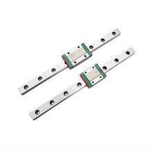 Mgn7 mgn12 mgn15 mgn9 300 350, 400 450 500 600 800mm miniaturas lineares de escorregador para trilhos + guia linear 1pcmgn9 «transportagem cnc peças