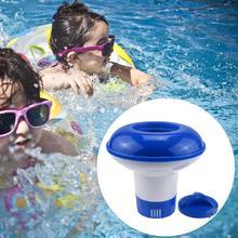 5 Inch Swimming Pool Chemical Float Tablet Tab Chlorine Bromine Dispenser Decontaminate