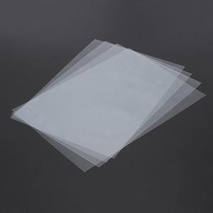 Image 1 - Película FEP SLA/LCD de 140x200mm, espesor de 0,15 0,2mm para impresora 3D DLP de resina de fotones, 8 Uds.