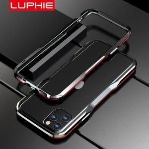 Image 1 - Paraurti in metallo Luphie per iPhone 12 Pro Max 11 custodia SE custodia protettiva in alluminio per iPhone X Xs MAX Xr 7 8 Plus paraurti