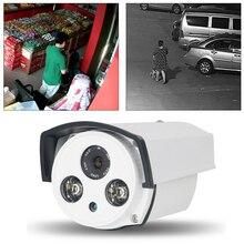 Камера Наблюдения HD инфракрасная камера ночного видения 1200 Проводная камера безопасности