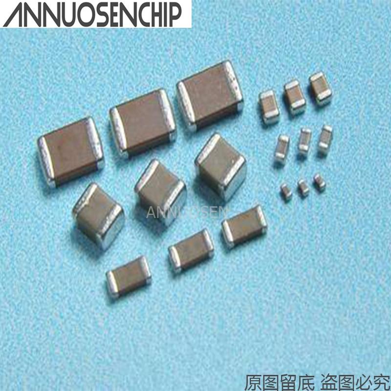 50PCS 474K 470nF 0.47uF ±10/% X7R SMD capacitor MLCC 1206 3216 3.2mm×1.6mm NEW