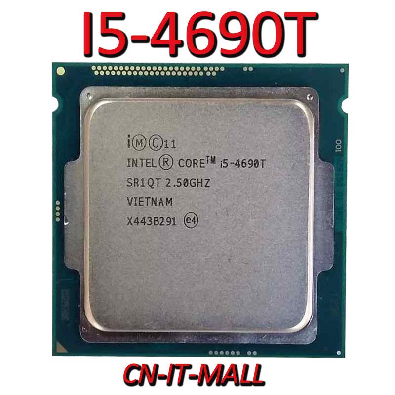 Intel Core I5-4690T CPU 2.5G 6M 4 Core 4 Thread LGA1150 Processor