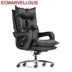 Fauteuil oficina e ordenador sedia ufficio móveis bureau cadir gamer couro escritório cadeira de jogos