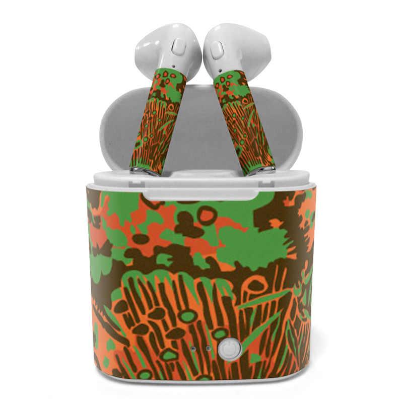 I7s سماعة لاسلكية تعمل بالبلوتوث سماعة ملصقا عالية الجودة الجلد ل I7S Tws بسعر رخيص